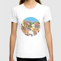 italy T-shirts featuring Italy by GF Fine Art Photography