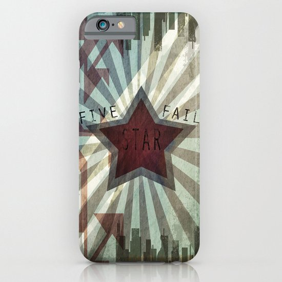 Five Star Fail. iPhone & iPod Case