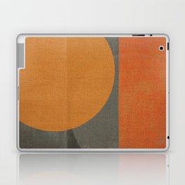 Sad Sun Laptop & iPad Skin