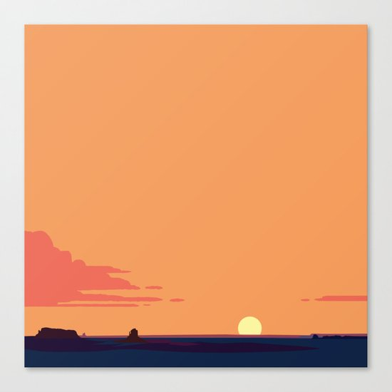 Southwest Canvas Print