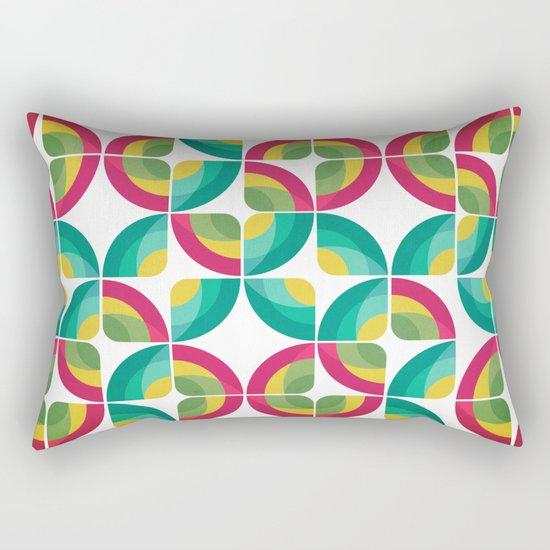 Passion Fruit Pattern Rectangular Pillow