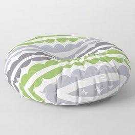 Mordidas Greenery Floor Pillow
