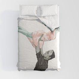 Dirty Dancing Frankenstein Comforters