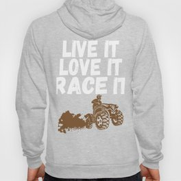 Motocross Dirt Bike Racing Riding Live it Love it Race It Hoody