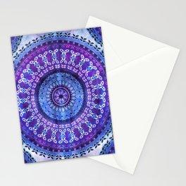 Hydrangea Mandala Stationery Cards