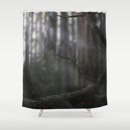Kunai Shower Curtain