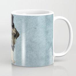 Pug; Gentle Pug (v3) Coffee Mug