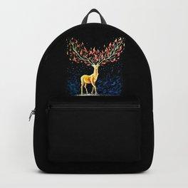 Fire Deer Spirit Backpack