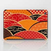 japan iPad Cases featuring JAPAN by rie_lalala