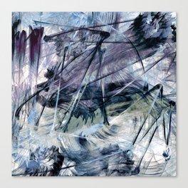 Wrath of Zeus Canvas Print