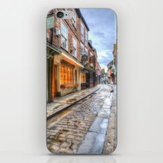 The Shambles Street York iPhone & iPod Skin