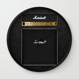 Marshall Amplifier Wall Clock
