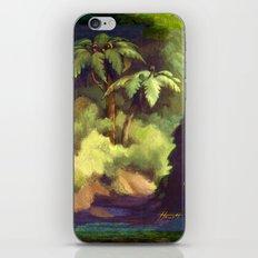 Fern Gully iPhone Skin