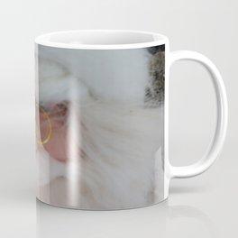 Up close with Santa Coffee Mug