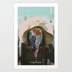 The Wonderful Conventional Art Print