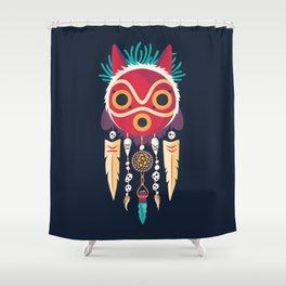 Spirit Catcher Shower Curtain