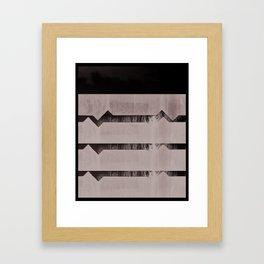 cheat Framed Art Print