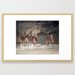 Stand Alone Framed Art Print