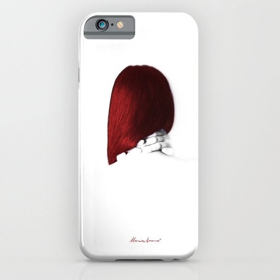 I Was Silent iPhone & iPod Case