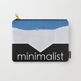 minimalist in nature Carry-All Pouch
