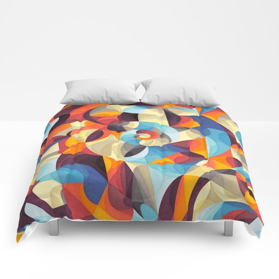 Color Power Comforters