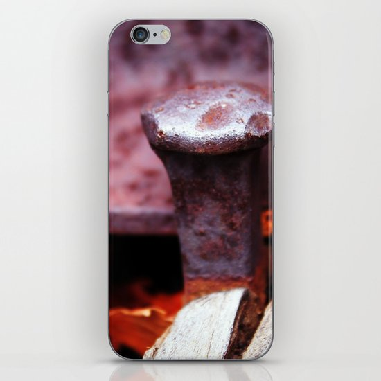 Iron Age iPhone & iPod Skin