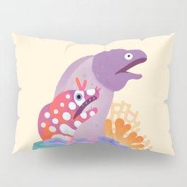 Eel flower pot Pillow Sham