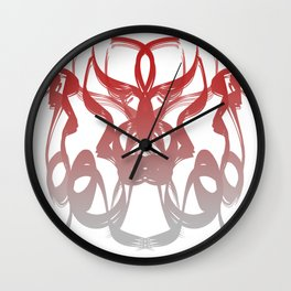 destiny Wall Clock