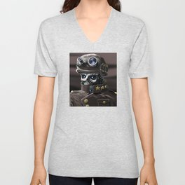Plan 9 From Planet Earth Unisex V-Neck