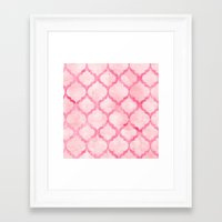 morocco Framed Art Prints featuring Morocco by Tayler Willcox
