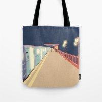 infinity Tote Bags featuring Infinity by Fernanda Schallen