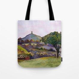 Glastonbury Tor - Somerset, England Tote Bag