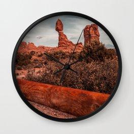 Balancing rock - LG Wall Clock