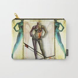 Mannequin Carry-All Pouch