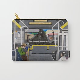 Hooked Carry-All Pouch