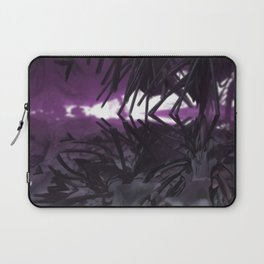 Ice Cool Cave (3D Fractal Digital Art) Laptop Sleeve