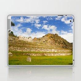 Machupicchu Sanctuary landscape Laptop & iPad Skin