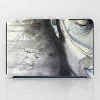 winchester iPad Cases featuring Sam Winchester by Amanda Kontakos