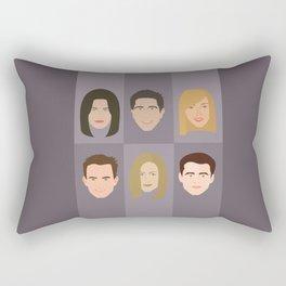 F.R.I.E.N.D.S Rectangular Pillow