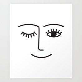 Wink Kunstdrucke