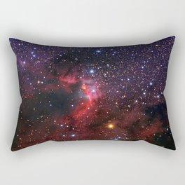 Cave Nebula Rectangular Pillow