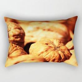 Walnuts Rectangular Pillow