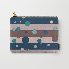 Lined bubbles  Carry-All Pouch