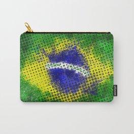 Brazil - Brazilian Flag Carry-All Pouch