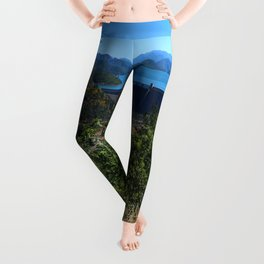 Shasta Lake View Leggings