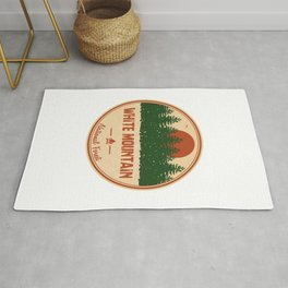 White Mountain National Forest Rug