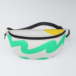 Abstract Landscape 07 Fanny Pack