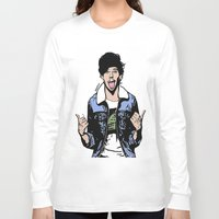 louis tomlinson Long Sleeve T-shirts featuring Louis Tomlinson by 90's Class