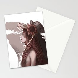 Necromancer Stationery Cards
