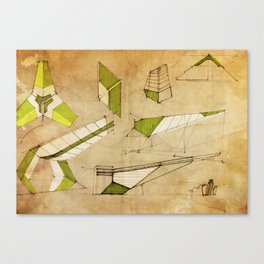 Concept art ez8 Canvas Print